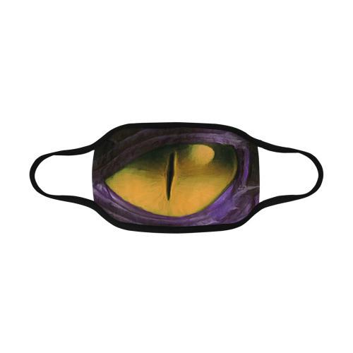Dragon Eye Mouth Mask
