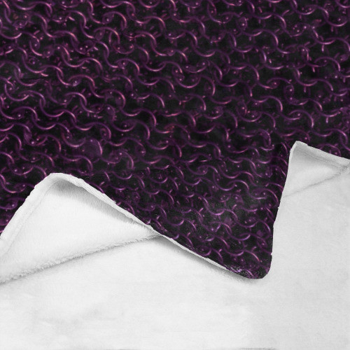 Chainmail Ultrasoft Micro Fleece Blanket