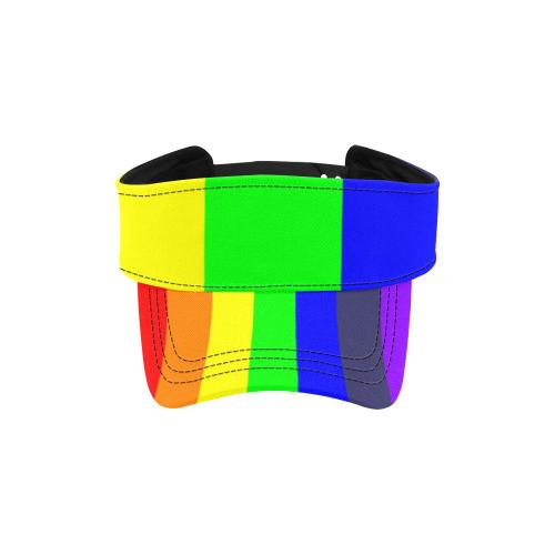 Rainbow Sports Visor