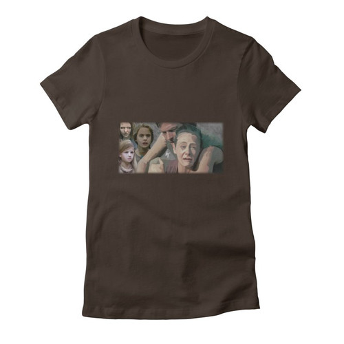 Carol's Losses Womens Fitted Tee
