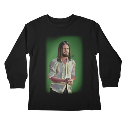 Jesus Kids Long Sleeve Tee