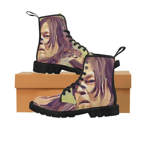 Daryl Womens Martin Boots