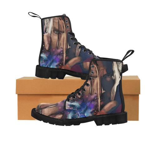 Doctor Strange Womens Martin Boots