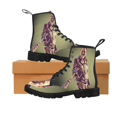 Negan Womens Martin Boots
