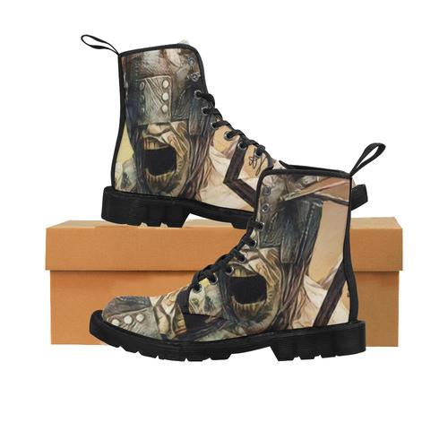 Winslow Mens Martin Boots