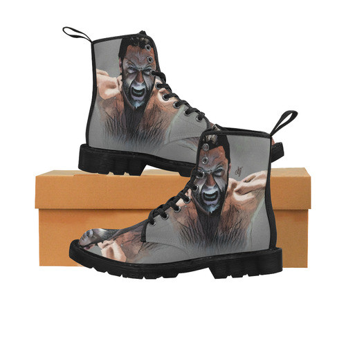 Wolverine Mens Martin Boots