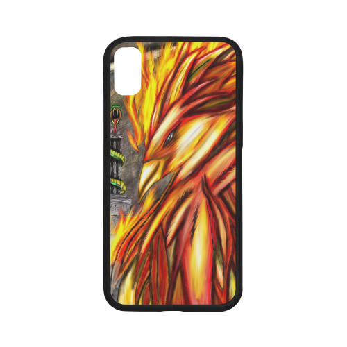 Fawkes FirePhone Case