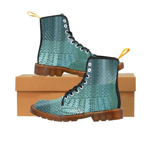 Kap Geo Womens Martin Boots