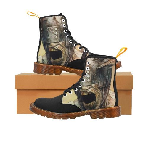 Winslow Womens Martin Boots