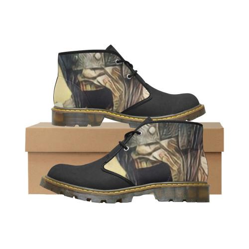 Winslow Womens Nubuck Chukka Boots