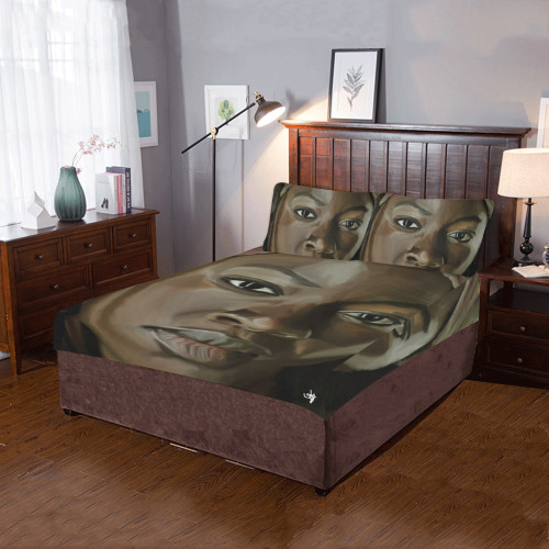 Michonne Bedding Set