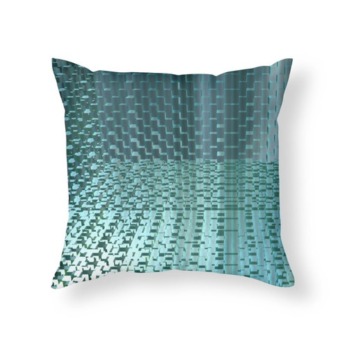Kap Geo Throw Pillow