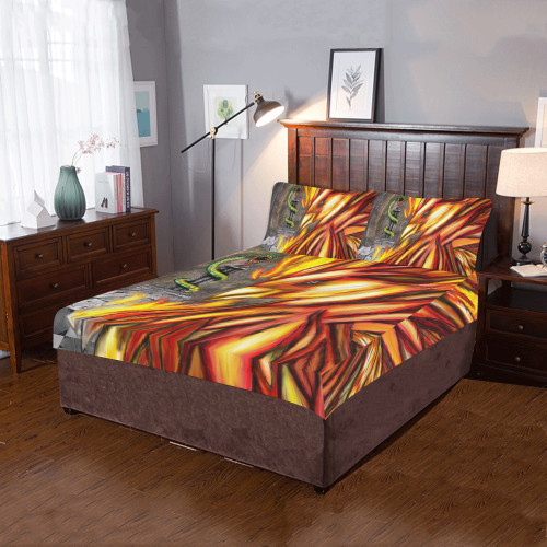 Fawke's Fire Bedding Set