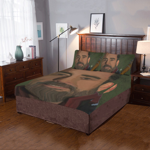 Negan 3 Bedding Set
