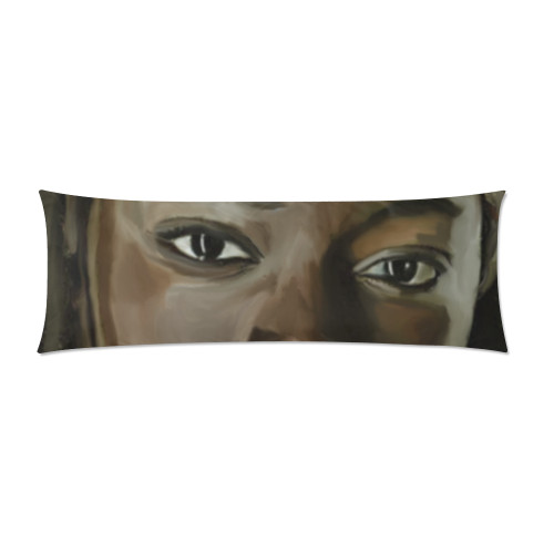 Michonne Pillow Case