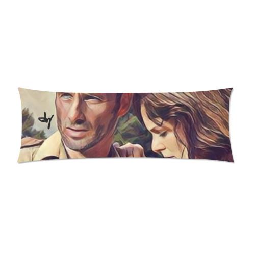 RIck & Lori Pillow Case