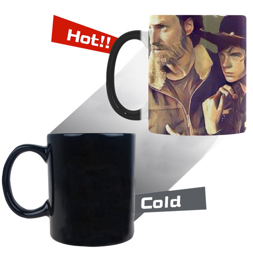 Survivors Morphing Mug