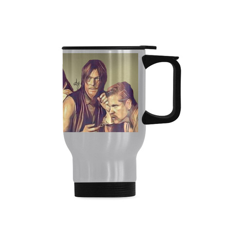 Survivors Travel Mug