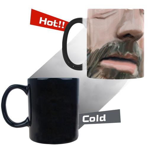 Rick & Negan Morphing Mug