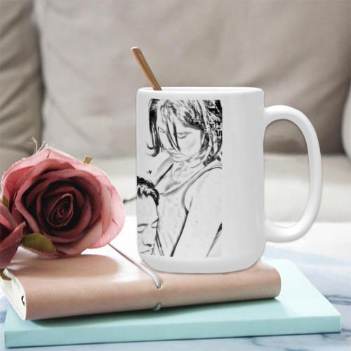 Glenn & Maggie Ceramic Mug