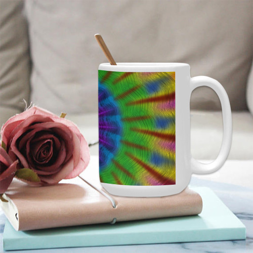 In Plume Ceramic Mug