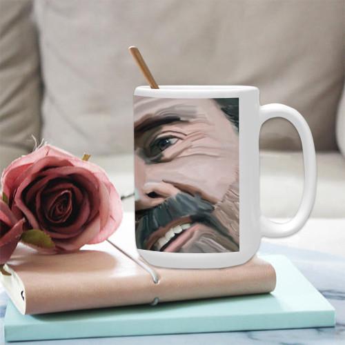 Rick & Negan Ceramic Mug