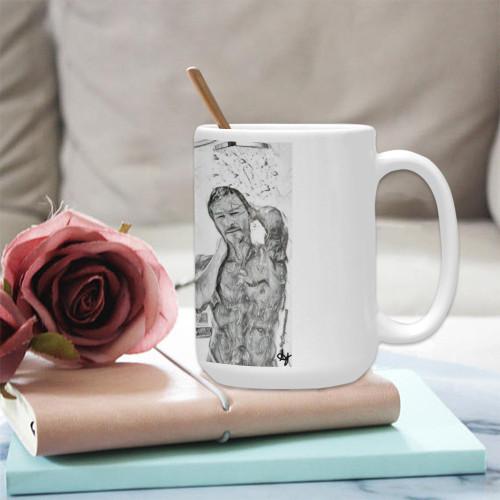 Wet Hot Ceramic Mug