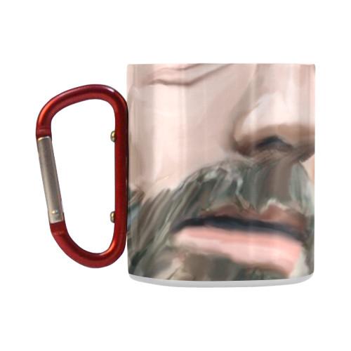 RIck & Negan Insulated Mug