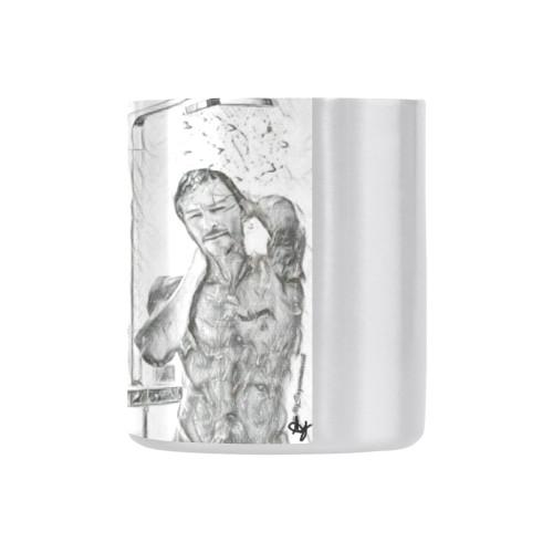 Wet Hot Insulated Mug