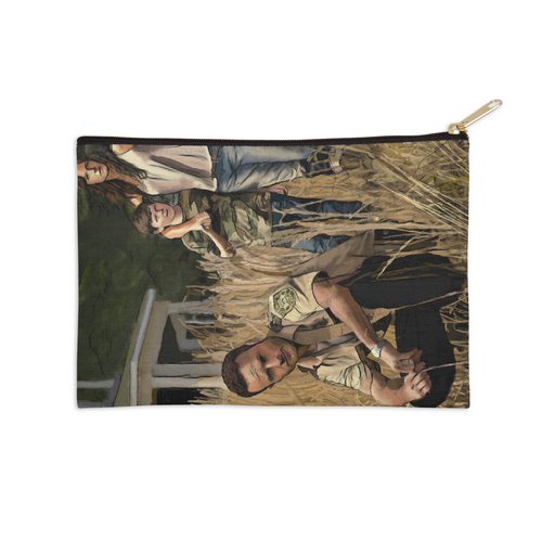 Grimes Family Zip Pouch