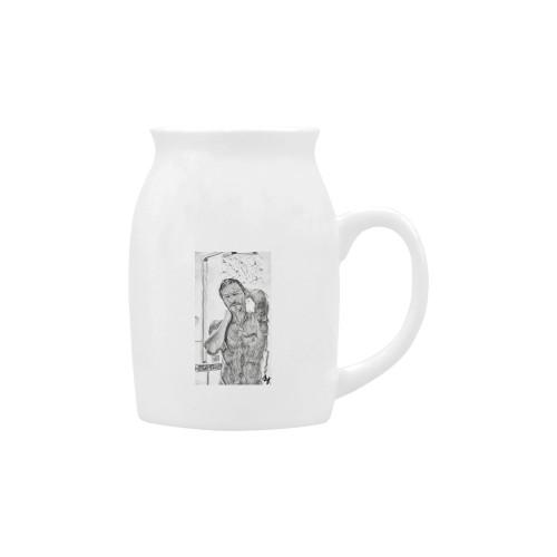Wet Hot Milk Cup