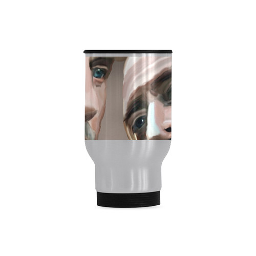 Rick & Negan Travel Mug