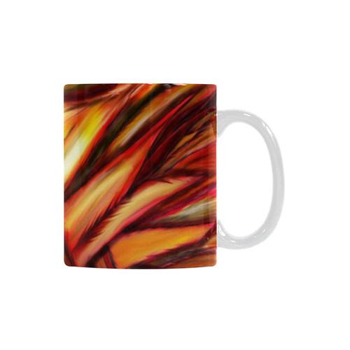 Fawkes Fire Standard Mug