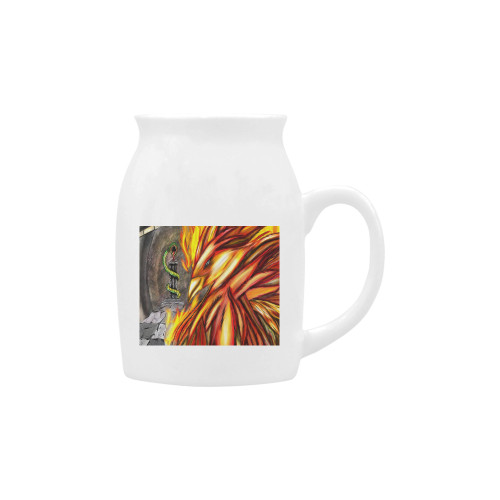 Fawkes Fire Milk Cup