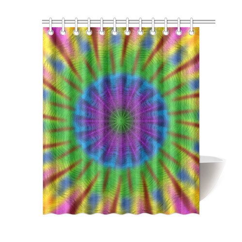 In Plume Shower Curtain