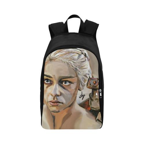 Daenerys Targaryen Fabric Adult Backpack