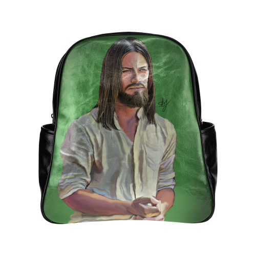 Jesus Multi-Pocket Backpack