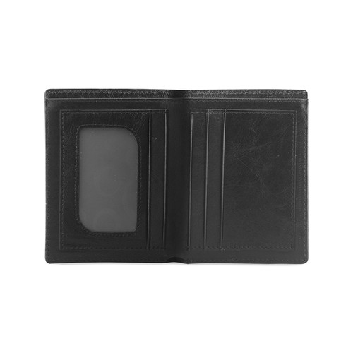 Bloody Mess Men's Leather Wallet
