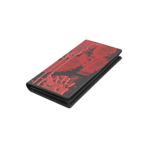 Bloody Mess Women's Leather Wallet