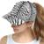 White Tiger Snapback Cap
