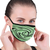 Wylde Spiral 3 Mouth Mask