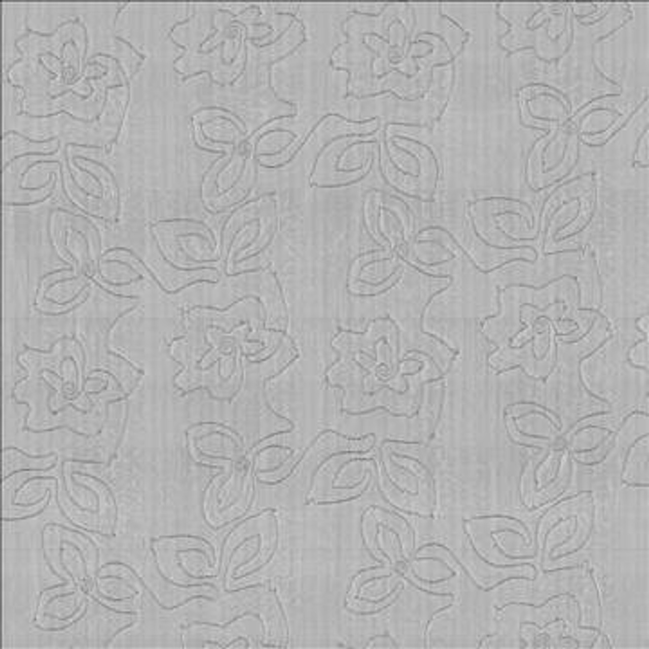 Garden Delight Silver Haze by Kasmir Designer Fabric