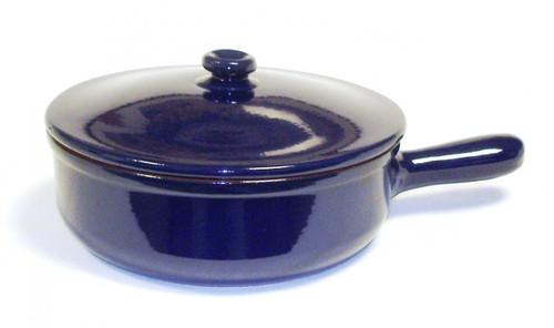 Piral 3.5 Quart Saucepan Midnight Blue with Lid