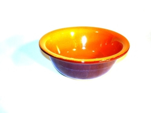 Piral Rounded Single Serving Bowl ,17cm , Chocolate