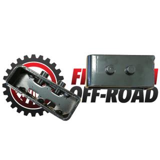 """2"""" Rear Lift Blocks #FO-F30120"""