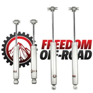 """4-6"""" Lift Extended Nitro Shocks #FO-G300-4-6"""