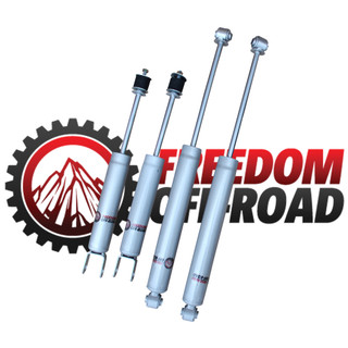 "0-4"" Lift Extended Nitro Shocks #FO-G301"