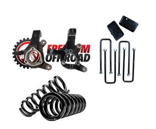 "5"" Front / 3"" Rear Lift Kit #FO-G601-RWD50-KIT"
