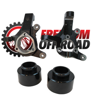"3"" Lift Spindles / 2"" Rear Lift #FO-G701F30+FO-G30220R"