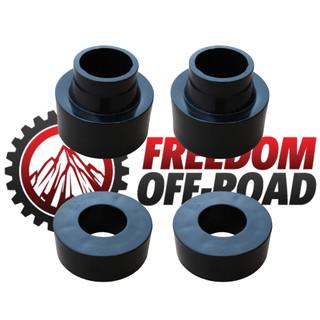 """2"""" Front / 2"""" Rear Lift Kit #FO-J307F20+FO-J307R20"""